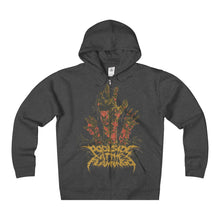 Zombies - Heavyweight Fleece Zip Hoodie