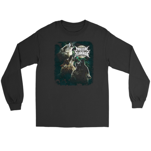 Wolf - Gildan Long Sleeve Tee