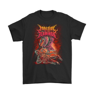 Flamingo Gildan Mens T-Shirt