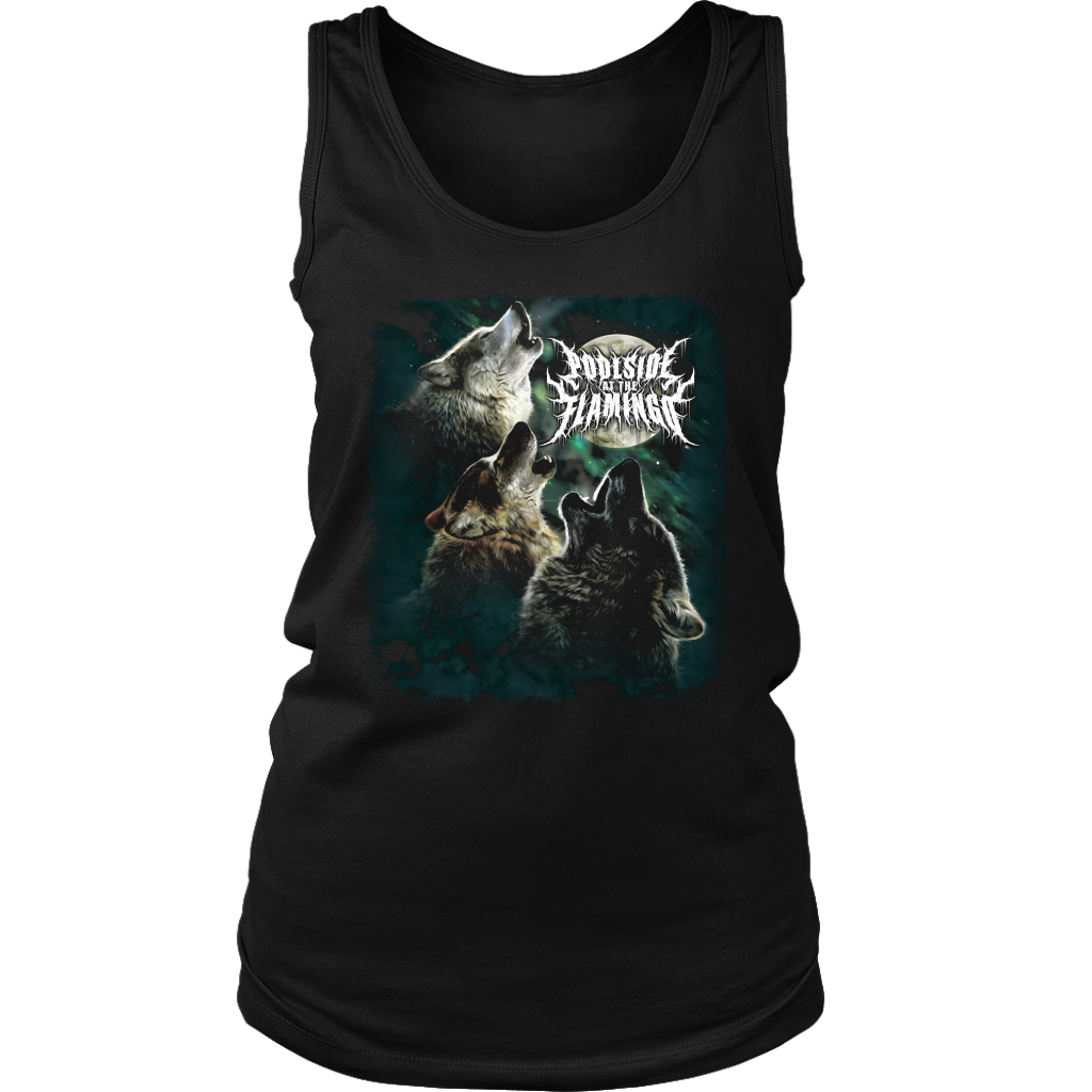Wolf - District Womens Tank