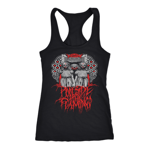 Redrum - Next Level Racerback Tank