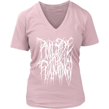 Branches - District Womens V-Neck