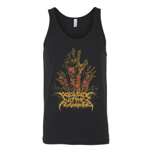 Zombies - Canvas Unisex Tank