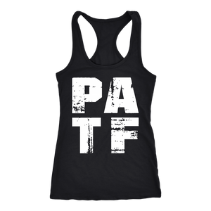 PATF - Next Level Racerback Tank