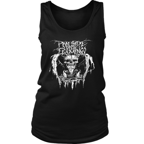 Skull - District Womens Tank