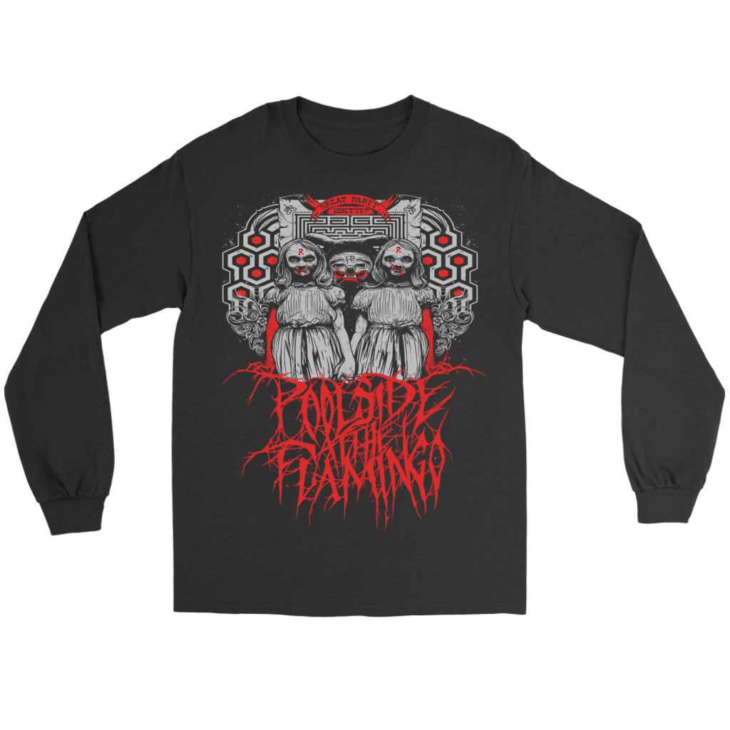 Redrum - Gildan Long Sleeve Tee