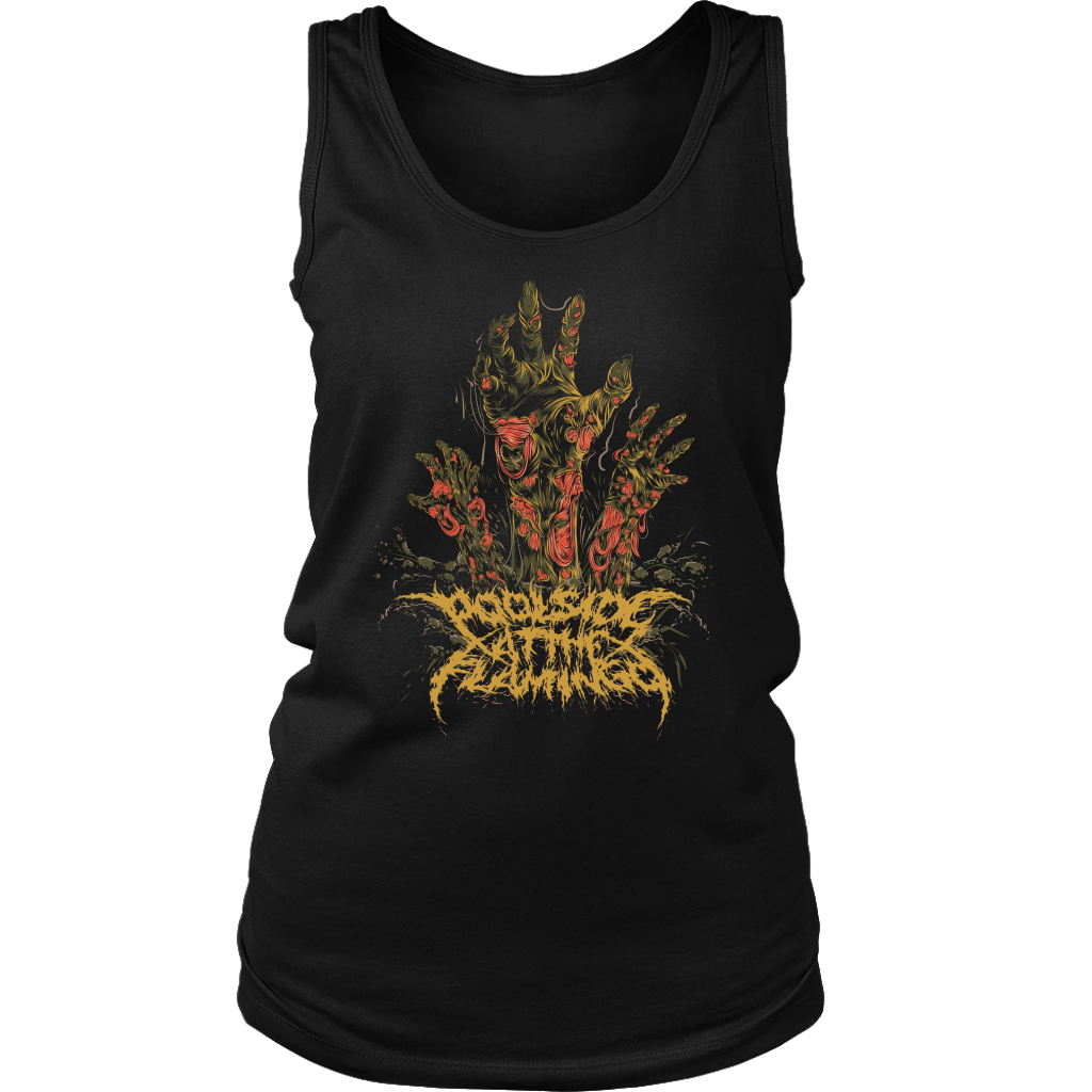 Zombies - District Womens Tank