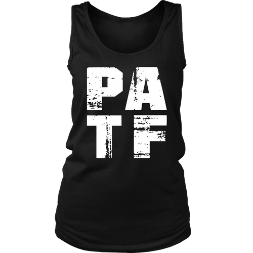 PATF - District Womens Tank