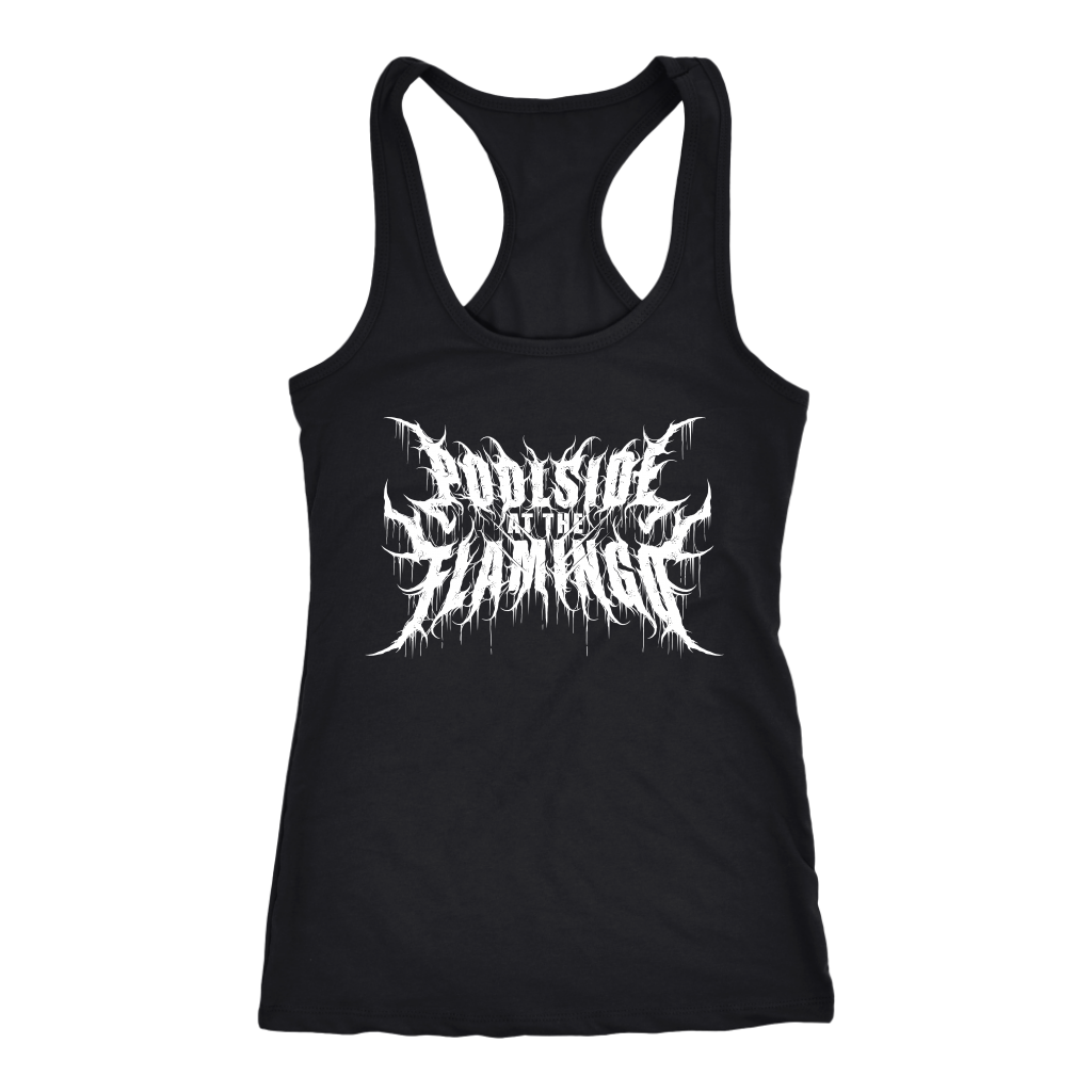 Splatter - Next Level Racerback Tank