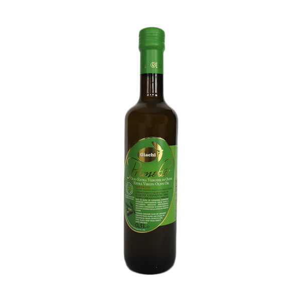 Giachi Primolio Tuscan Extra Virgin Olive Oil 500ml