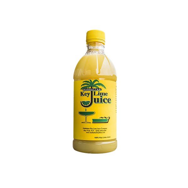 Manhattan Key Lime Juice, 8oz
