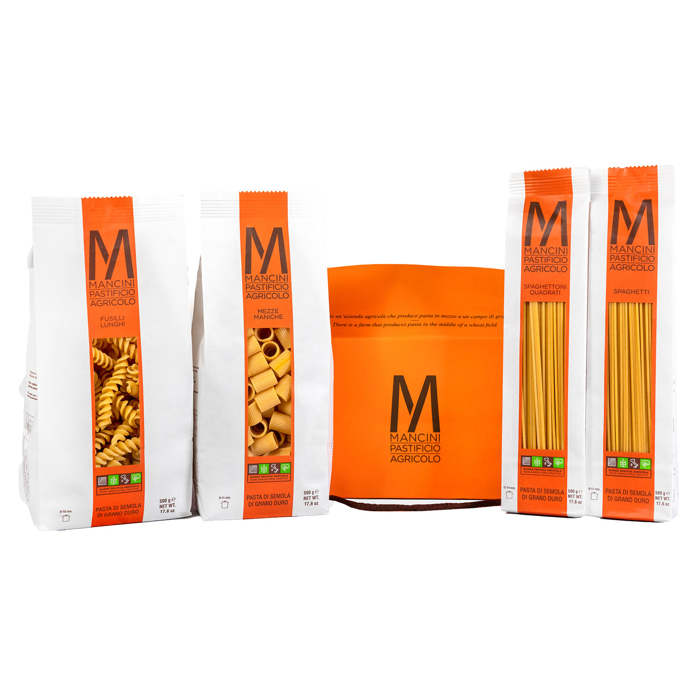 Pasta Mancini Handy Mini Gift Box