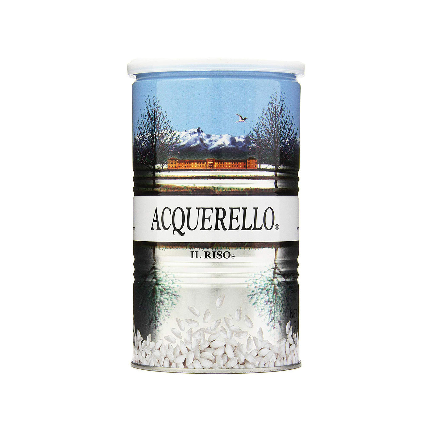 Acquerello Carnaroli Rice, 2lb-3 Ounce Tin