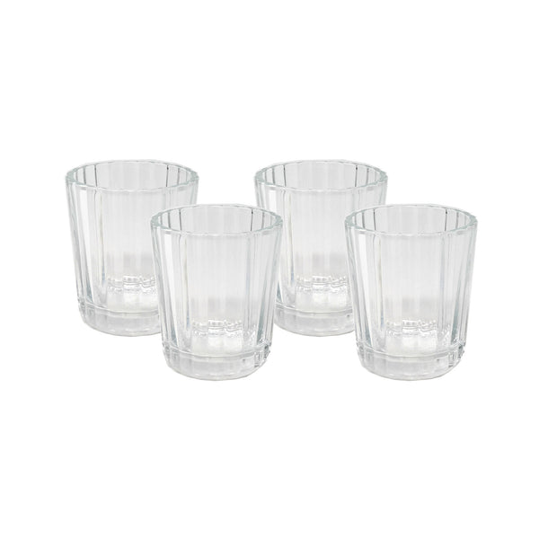 Vaso Veladora Mezcal Glasses (Pack of 4)