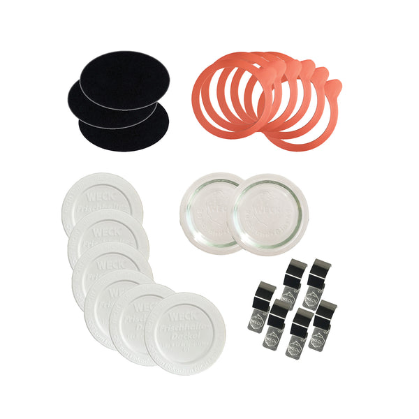 WECK Replacement Kit for 60mm (Small) Weck Jars