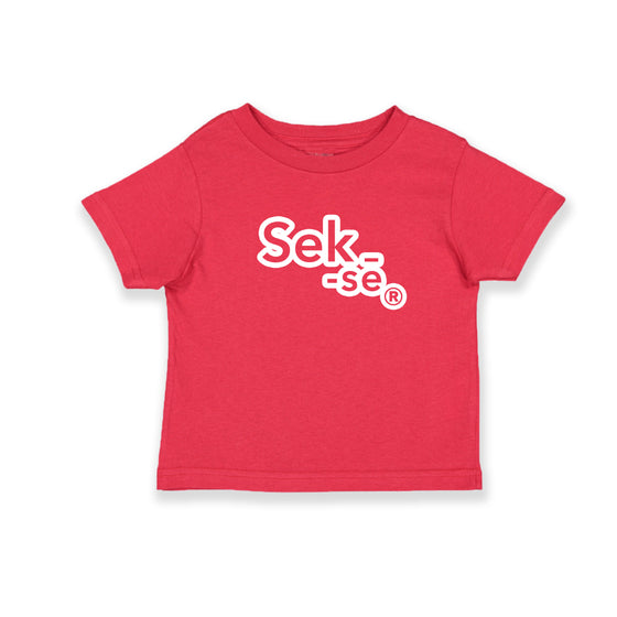Baby Sek-sē Layered Outline T-shirt