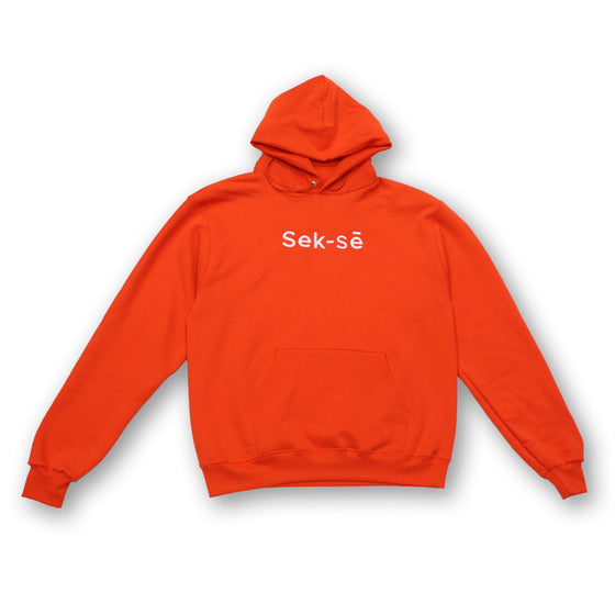 Classic Embroidered Logo Hoodie