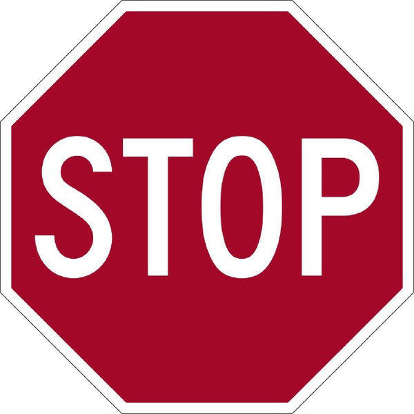 R1-1 MUTCD Stop Sign