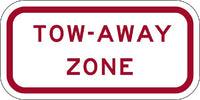 R7-201, MUTCD TOW AWAY ZONE