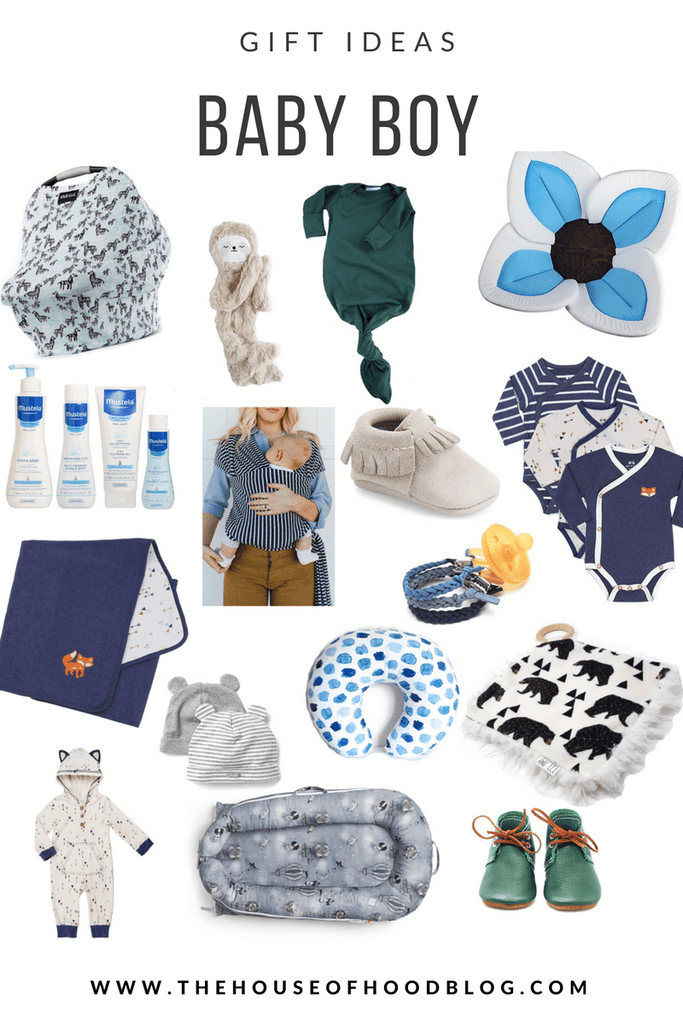 Baby Boy Gift Guide | The House of Hood