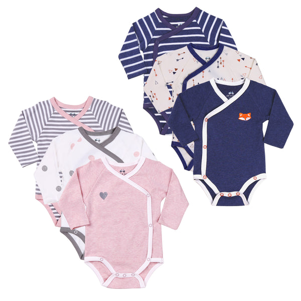 Boy-Girl Twin 6-Pc Set