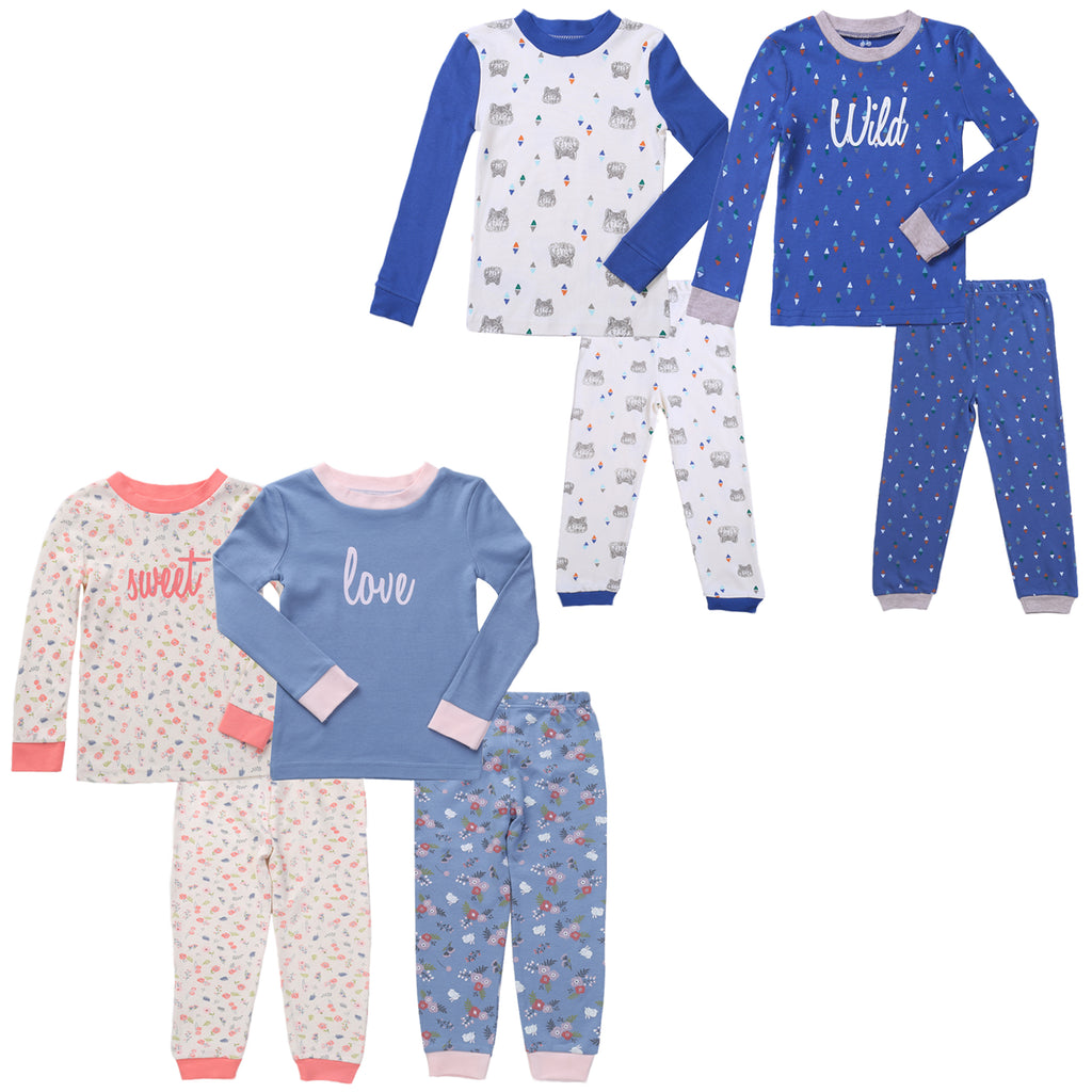 Twin Matching Pajama set