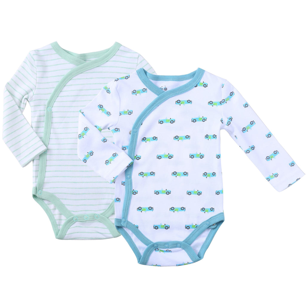 Long Sleeve Bodysuit Set (2 pc)