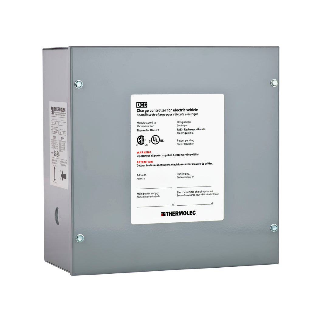 DCC-10-30A | EV Energy Management System | 240/208V, 30A breaker included, Max 200A