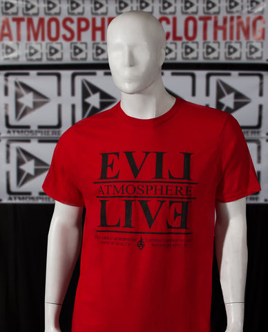 Live Evil Tee - Red