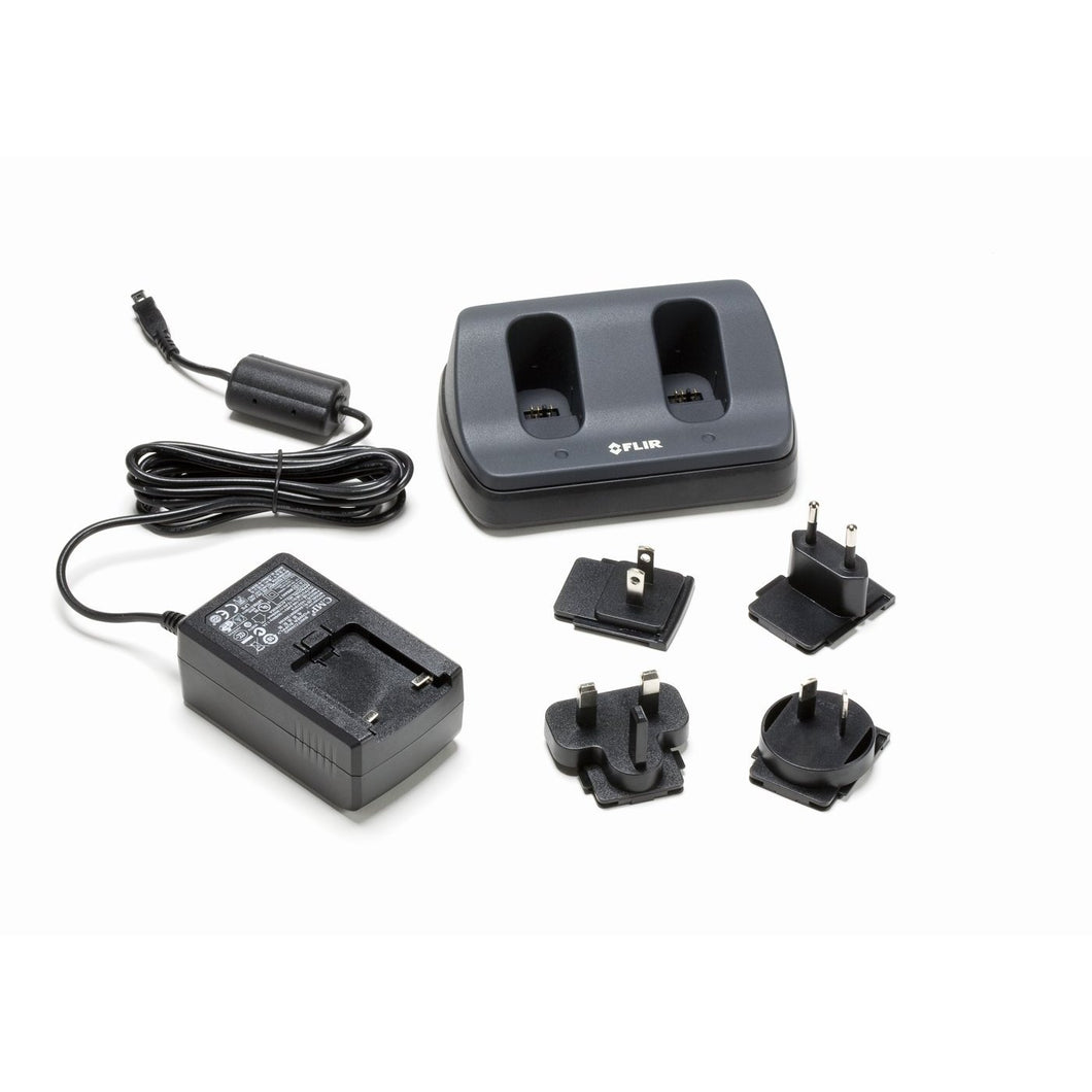 Battery charger, incl. power supply with multi plugs (Exx, Kxx)-IMC Store