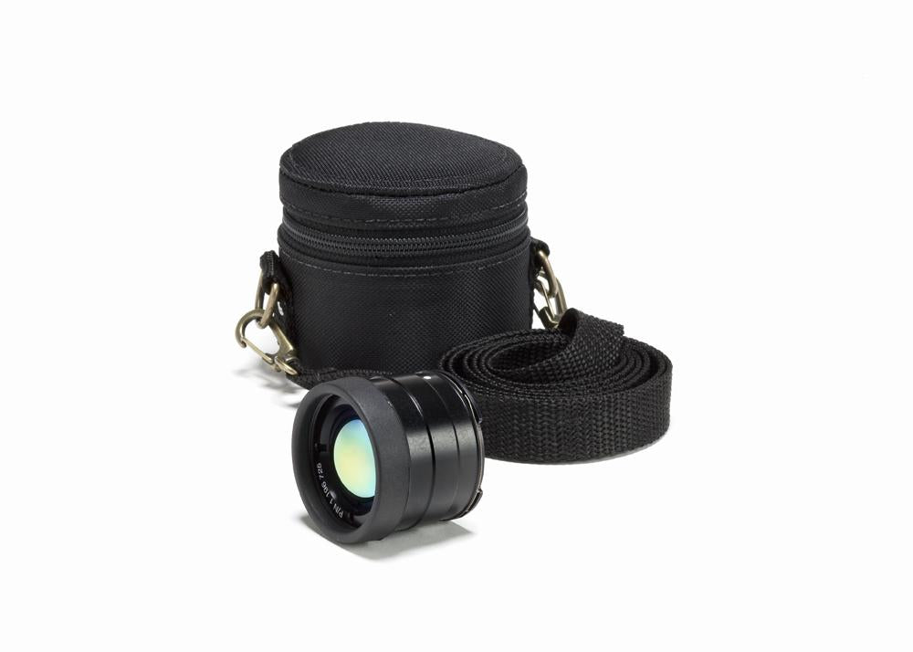 IR lens, f = 10 mm, 45° incl. case-IMC Store