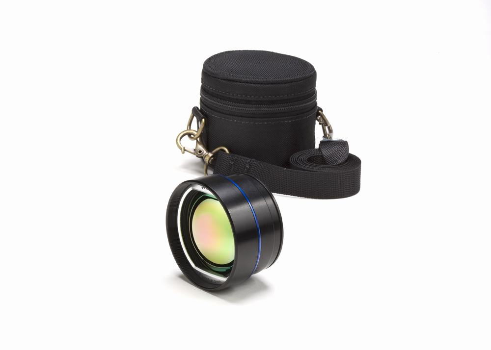 IR lens, f=41.3 mm (15°) with case (A6xx, T6xx)-Industrial Monitoring and Control