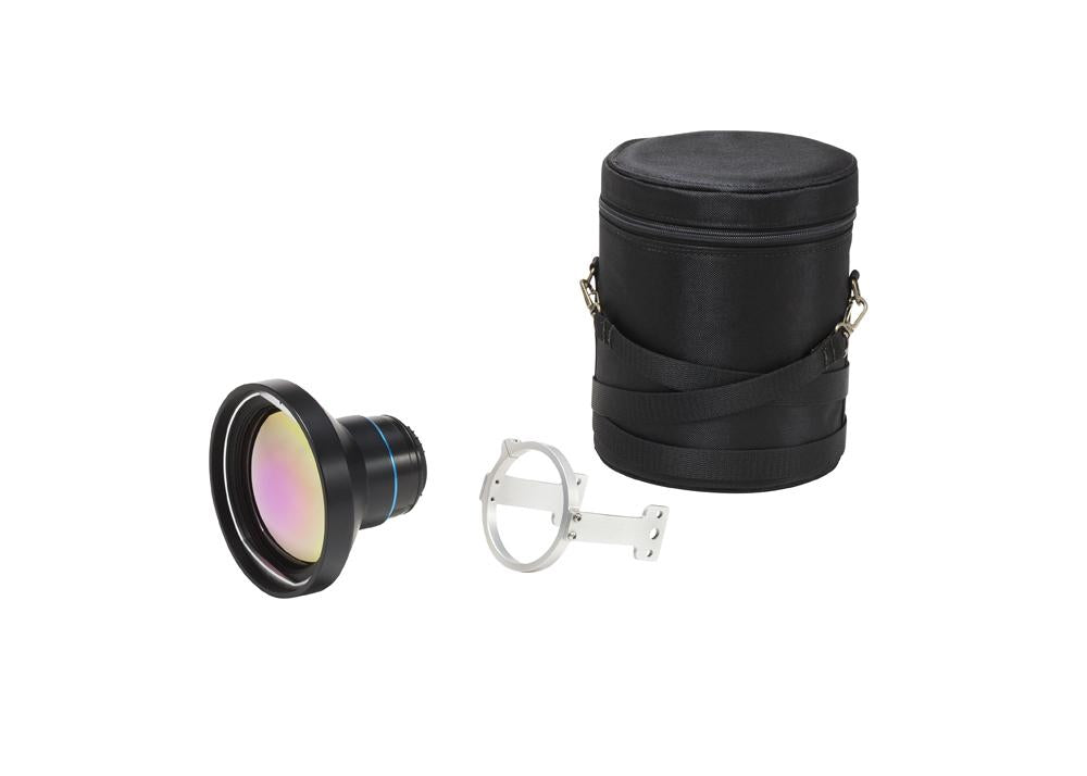 IR lens, f=88.9 mm (7°) with case and support for A6xx/A6xxsc-IMC Store