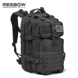 34L Military Tactical Assault Waterproof Bug Out Bag Small Rucksack | calizota