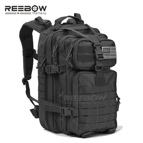 34L Military Tactical Assault Waterproof Bug Out Bag Small Rucksack