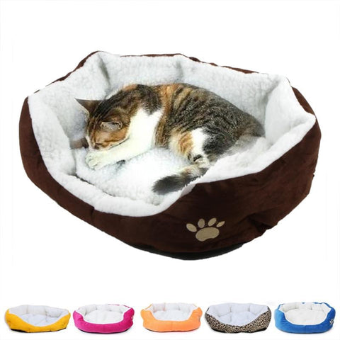 50*40cm Comfortable and Soft Cat Bed Mini Pet Sofa Bed | calizota