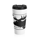 Calizota Logo Stainless Steel Travel Mug | calizota