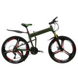 Altruism X5 Pro Aluminum Alloy 21-Speed Mens 26-Inch Disc Brake Folding Bicycle | calizota