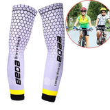 Cycling Running Volleyball Uv Sun Protection Protective Arm Sleeve Bike Sport Arm Warmers Cover Football Basketball Sleeves | calizota