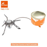 Fire Maple Blade 2 Titanium Inverted stove Ultra Light Upgrade Split Outdoor Cooker Gas Burner Camping Equipment 135g FMS-117H | calizota