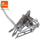 Fire Maple Blade 2 Titanium Inverted stove Ultra Light Upgrade Split Outdoor Cooker Gas Burner Camping Equipment 135g FMS-117H