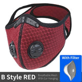 WEST BIKING Protective Mask with or without Filter