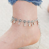 Vintage Foot Jewelry Anklet Chain | calizota