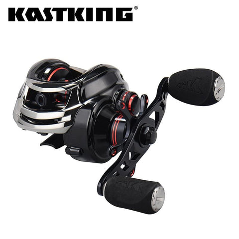 KastKing Royale Legend 7.0:1 Baitcasting Fishing 12BBs Baitcasting Reel Aluminum Spool Carretilha Pesca Carp Fishing Gear | calizota
