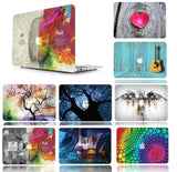 Printing Drawing Hard Case Cover For Apple macbook Air 11 13 Pro Retina  12  laptop shell case For Mac book 15 Touch bar 13 | calizota