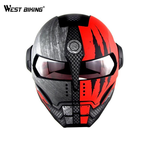 West Biking Full Face Motocross Motorcycle Helmet
