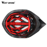 West Biking Professional Cycling helmet EPC Integrally-molded Ultralight Outdoor Casco Ciclismo Road Bike Bicycle Safety Helmets