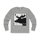 Calizota Logo Men's Premium Long Sleeve Crew