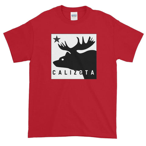 Calizota Logo Short sleeve t-shirt | calizota