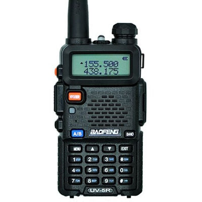 Baofeng UV-5R Professional CB Radio UV5R Transceiver 5W VHF UHF Portable UV 5R Hunting Ham Radio Walkie Talkie